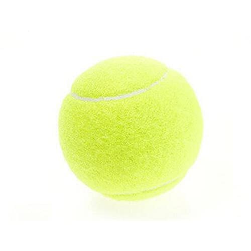 Bigboba Balles de tennis extérieur Sport Dog Toys professionnel d'entraînement de tennis de haute élasticité Tennis