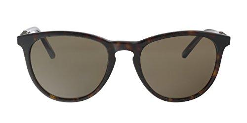34521e8fb43b Sunglasses Montblanc MB 588S MB588S 52E dark havana   brown - Buy ...