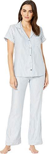 UGG Women's Rosan Stripe Sleep Set Horizon Stripe Medium