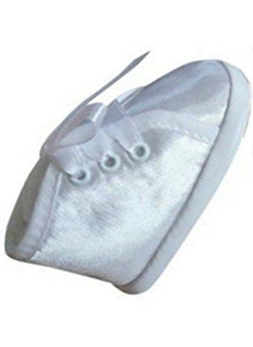 Festlicher Schuh für Taufe oder Hochzeit - Taufschuhe für Baby Babies Jungen Kinder, TP13 Gr. 19