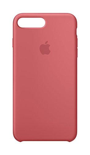Apple Silicone Case for iPhone 7 Plus - Camelia