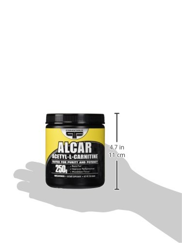 PrimaForce ALCAR Acetyl L Carnitine Powder Supplement, 250 Grams Enhances Cognitive Function / Improves Memory