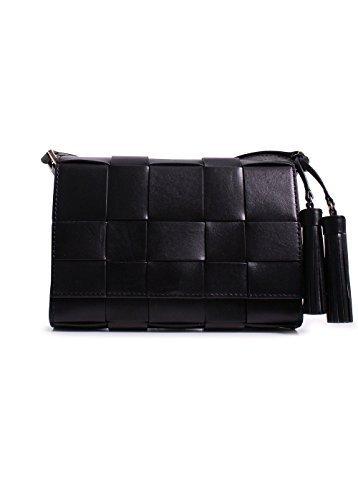 Michael Kors Woven Handbag - 4