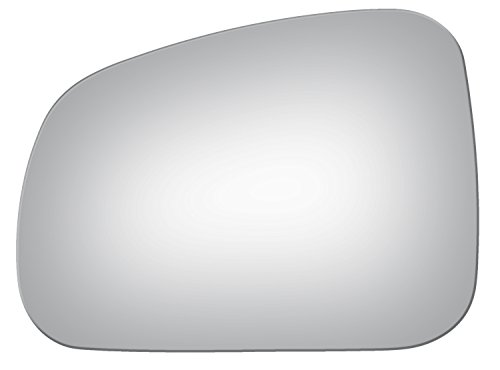 Grand Glass Mirror Pontiac Prix (Burco 2984 Driver Side Replacement Mirror Glass for 04-05 Pontiac Grand Prix)