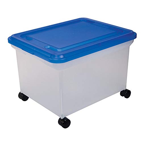 Office Depot Mobile File Box, 55714