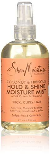 Shea Moisture Coconut Hibiscus Hold & Shine Daily Moisture M