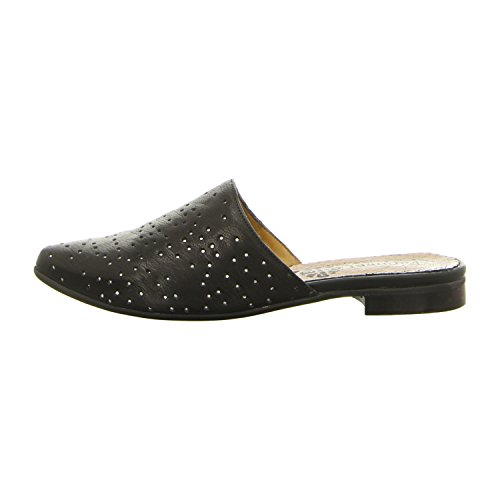 Papucei Brielle Black - Zuecos para mujer negro