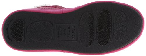 Pictures of Acorn Kids Colby Gore Moc Slipper Black 12 none US Girl 7