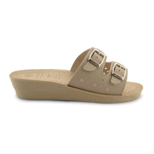 Donna Sandali Footwear beige Sensation Beige CETwq5