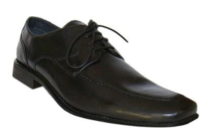 official photos 500fd 0afbf Edle Herren Business Schuhe in Schwarz -Gr:43: Amazon.de ...