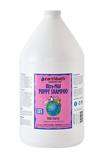 Earthbath Puppy Concentrated Shampoo, 1-Gallon