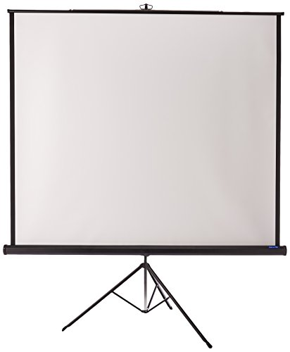 Da-Lite Versatol 72263  Tripod Screen 70-Inch by 70-Inch (Matte White)
