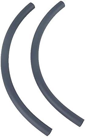 noir /& clair Panamami Filtre /à essence en ligne d/édi/é au carburant pour VTT durite avec clips pour mini moto Dirt Bike v/élo accessoire de moto