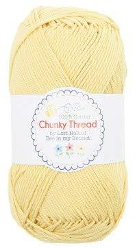 Lori Holt Chunky Thread Assortment, 6 Skeins (50 Grams Each), 1