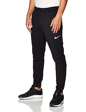 Nike Herr Dri-fit avsmalnande fleecetränningsbyxor
