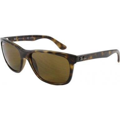 ba0afeac50 Ray Ban RB4181 Highstreet Sunglasses - 710 83 Tortoise (Polarized Brown  Classic B-15XLT Lens) - 57mm - Buy Online in Oman.