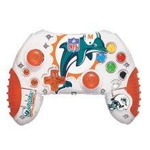 Xbox Nfl Pad (XBOX NFL Miami Dolphins Pad by Mad Catz)