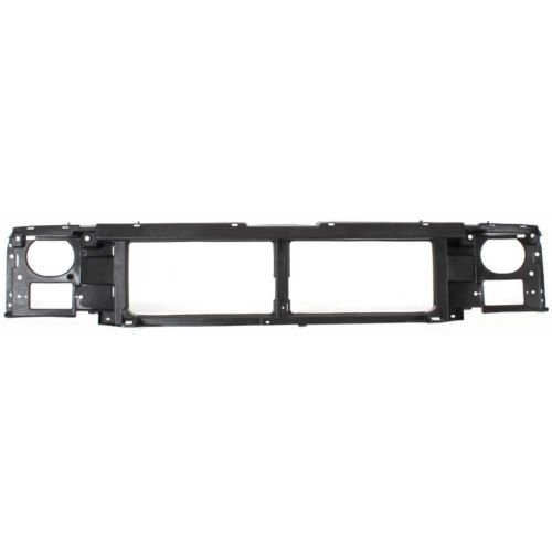 Perfect Fit Group 7786 - F-Series Header Panel, Grille Mounting Panel, Thermoplastic (Ford Bronco Panel Header)