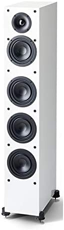 Paradigm Monitor SE 6000F Floor Standing Speaker in Gloss White Single
