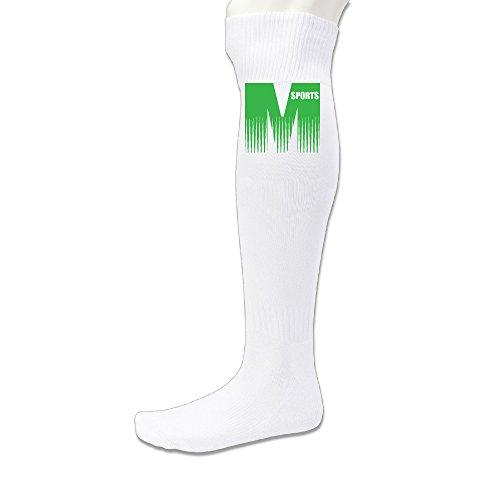 New Batman Costume Affleck (EWIED Men's&Women's M SPORTS Sports SocksWhite (1 Pair))