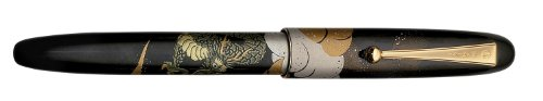 Pilot Namiki Nippon Art Collection Rolling Ball Pen, Dragon with Cumulus Design, Fine Point (Nippon Art)