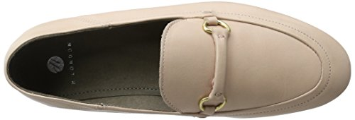 Hudson London Arianna Calf Blush, Mocasines para Mujer Pink (Blush)