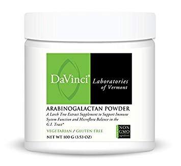 Davinci Labs - Arabinogalactan Powder 100 gms