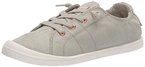 Roxy Women's Bayshore Slip on Shoe Sneaker, Sage 20, 5.5 M US