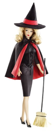 Barbie Collector Bewitched Samantha Doll (Bewitched Costume)