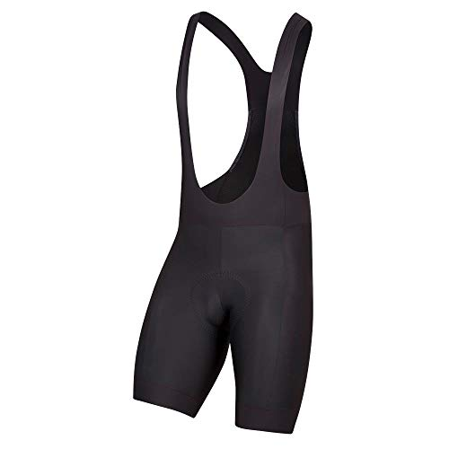 PEARL IZUMI Interval Bib Short, Black, Large