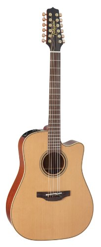 Takamine Pro Series 3 P3DC-12 Dreadnought Body 12-String Aco