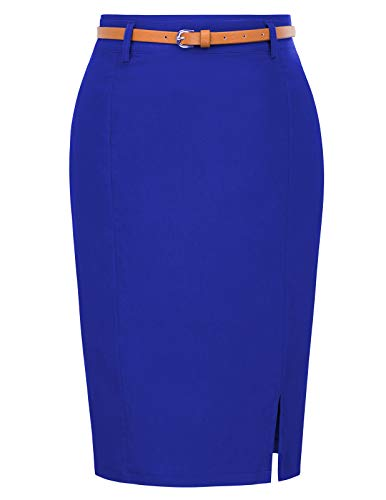 Gonna 6 kk856 Blue Basic Kasin Kate Donna FqwxBB
