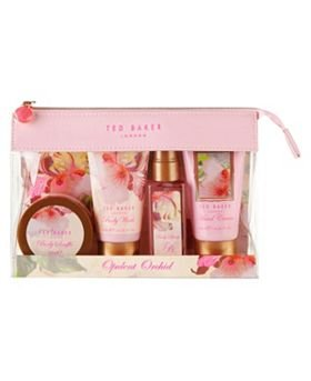 19aecb930 Ted Baker Opulent Orchid Gift Sett  Amazon.co.uk  Beauty