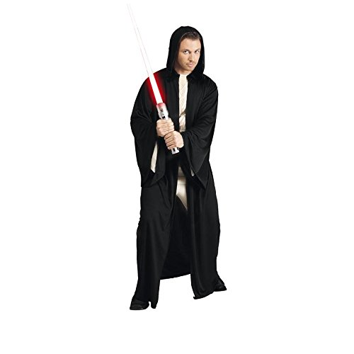 Sith Robe Hooded Costumes (Rubie's Costume Co Hooded Sith Robe X-Large Costume)