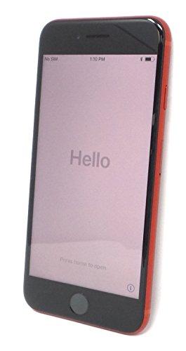 Apple iPhone 8 64GB GSM Unlocked Smartphone, RED (Renewed)