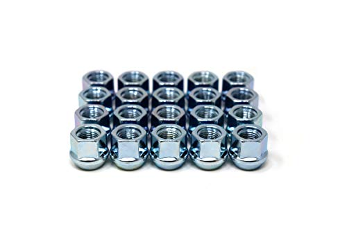 White Knight Wheel Accessories 1304-1S Zinc 1/2