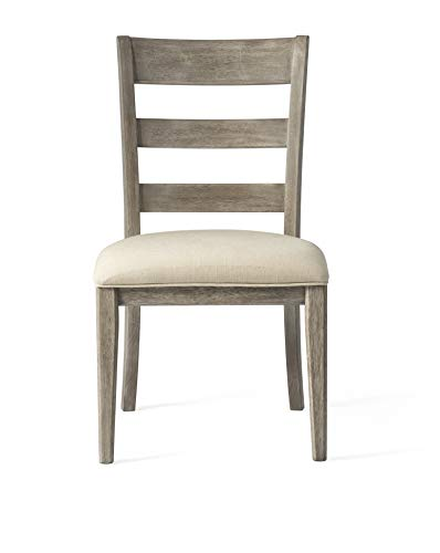 Bassett Mirror Company Ladder Back Side Chair - Set of 2 (Bassett Dining)