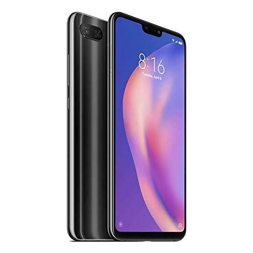 chollos oferta descuentos barato Xiaomi Mi 8 Lite 15 9 cm 6 26 4 GB 64 GB SIM Doble 4G Negro 3350 mAh Smartphone 15 9 cm 6 26 2280 x 1080 Pixeles 4 GB 64 GB 12 MP Negro