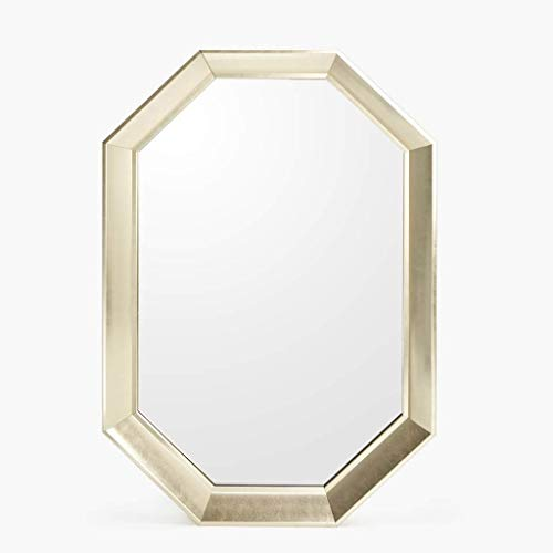 Mirrors Wall-Mounted Cone Round Bathroom Bedroom Dresser Vanity Living Room Wall Hanging - Mirrors Lights Cone Round Bathroom