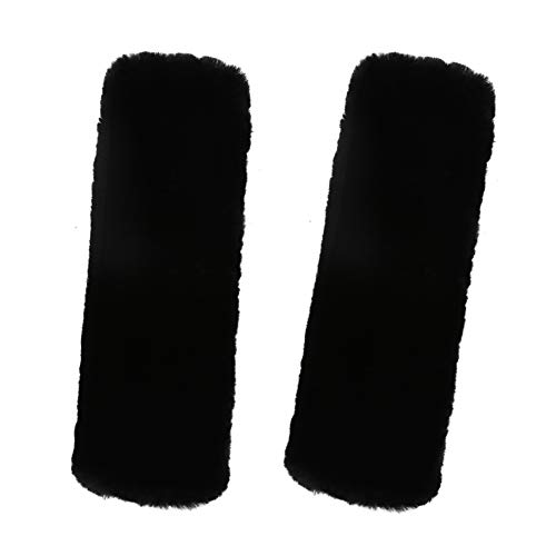 - Sheepskin Car Seat Belt Pads&Shoulder Strap pad,Replacement Shoulder Pad for Adults Youth Kids - Car, Truck, SUV, Airplane,Camera,Backpack Straps