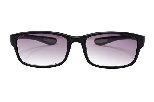 (Non Bifocal Reading Sunglasses by Veron Love Polarized Sun Reader Glasses for Men and Women (+2.00))