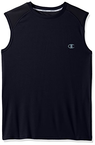 Champion Men's Vapor Select Muscle Tee with FreshIQ