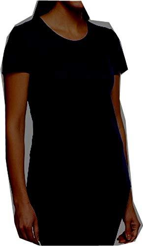 Isaac Mizrahi Live! Essentials Scoop Neck T-Shirt (Black, Small) from Isaac Mizrahi Live!