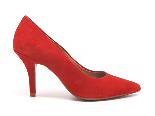 Shoes red padova red Court Women's Carmens wBtqzOa7w