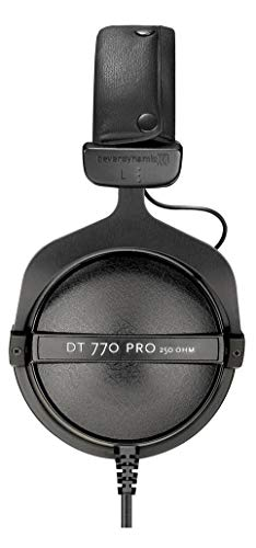 beyerdynamic DT 770 PRO Closed Studio Headphones - 250 Ohms