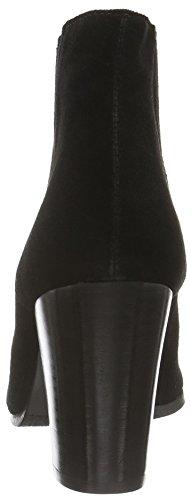 BIANCO Panel Dress Boot Jja16, Stivali Bassi con Imbottitura Leggera Donna Nero (Schwarz (10/Black))