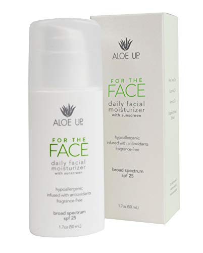 Aloe Up Sun & Skin Care Products White Collection For The Fa