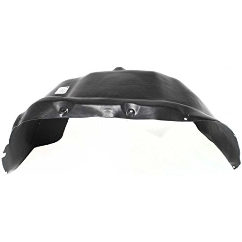 NorthAutoParts 55346053 FITS 98-02 DODGE PICKUP DODGE FULLSIZE LH SIDE FRONT INNER FENDER SPLASH SHIELD LINER CH1248104 (Ram 2500 Front Splash Shield)
