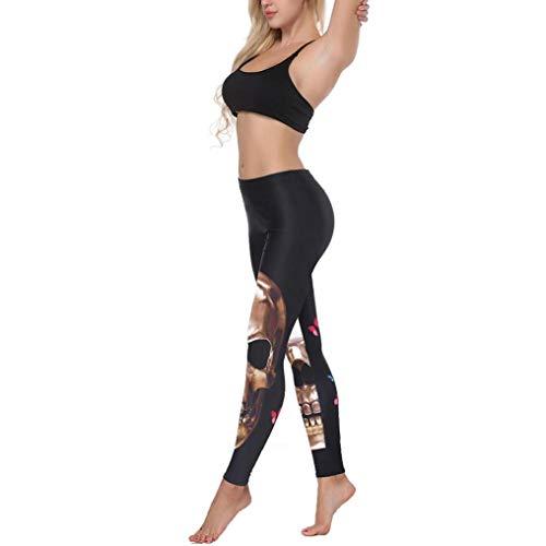大人望み臨検E-Scenery Yoga Pants & Leggings PANTS レディース