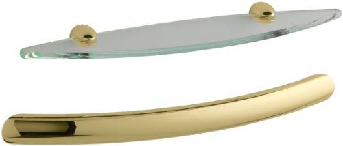 KOHLER K-9459-PB Sonata Accessory Kit, Vibrant Polished Brass